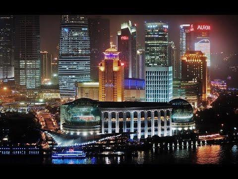 Китай творит чудеса: Перестройка Шанхая. Discovery. Наука и образование