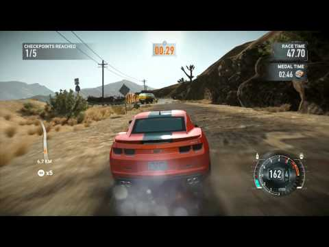Need For Speed The Run on Intel i7-3770 HD Graphics 4000 Test