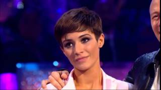 Frankie Bridge & Kevin Clifton - Strictly Come Dancing - 4th October 2014