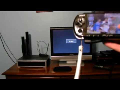 HOW TO CONNECT YOUR PSP TO YOUR TV