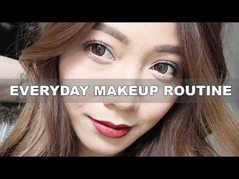 Updated Everyday Makeup Routine
