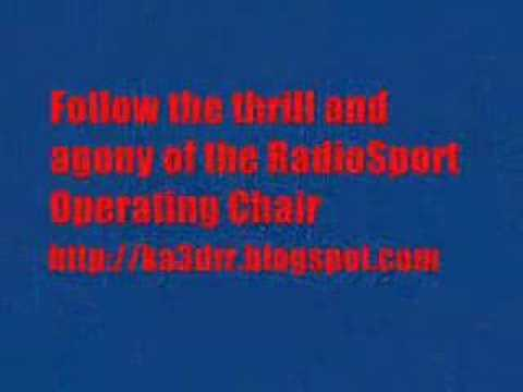 KA3DRR RadioSport Blog