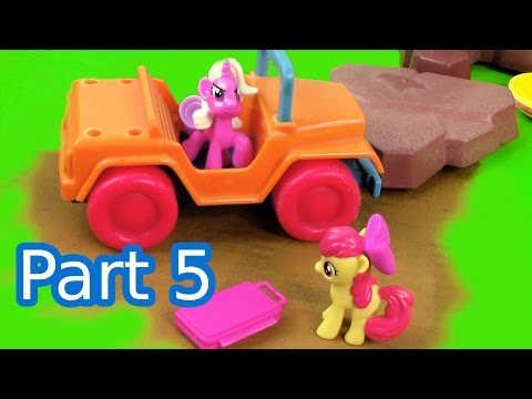 MLP Airport Flight To Nowhere My Little Pony Travel Part 5 Apple Bloom