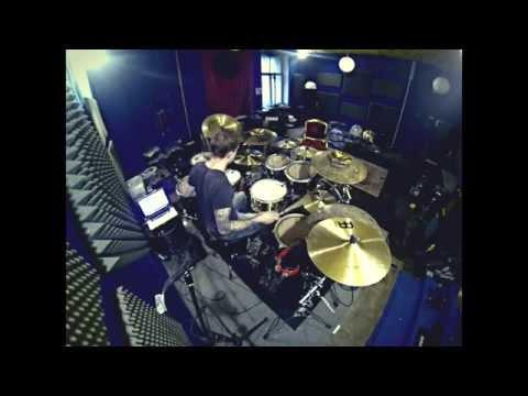 God Eat God - Seven (Recording Drums by Pavel Lokhnin)