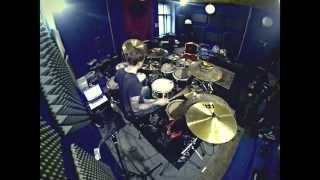 God Eat God - Seven (Recording Drums by Pavel Lokhnin)