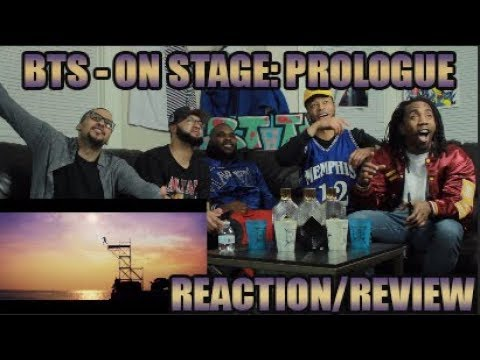 BTS (방탄소년단) 화양연화 ON STAGE : PROLOGUE REACTION/REVIEW