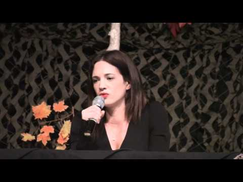 Weekend Of Horrors 9 Asia Argento Q&A Part 1