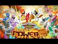 POWER RANGERS Dino CHARGE Unleash The POWER 6 GERTIT