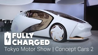 Tokyo Motor Show 2 - Concept Cars 2 | Fully Charged