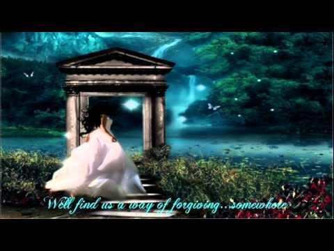 Barbara Streisand - Somewhere - Lyrics