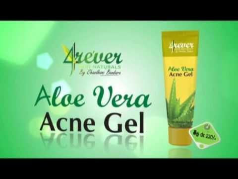 4Rever Aloe Vera Acne Gel