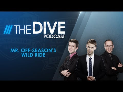 The Dive: Mr. Off-Season's Wild Ride (Season 1, Episode 31)