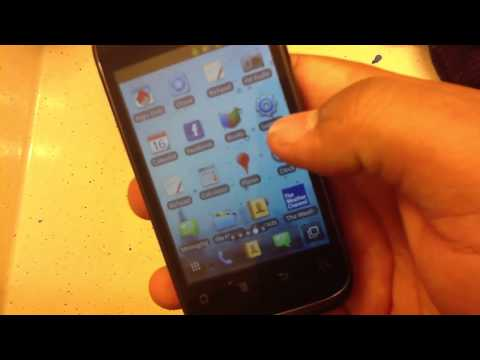 Huawei Ascend 2 Quick Review