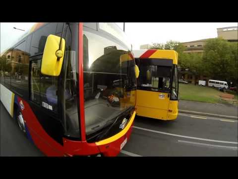 Extremely Close Bus Pass SB26FU Adelaide Metro