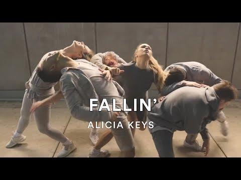download lagu Alicia Keys - Fallin'  Carlo Atienza Choreography  gratis