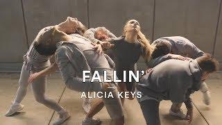 Alicia Keys Fallin Carlo Atienza Choreography Dance Stories