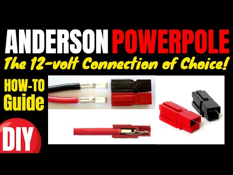 Anderson PowerPoles . . . 