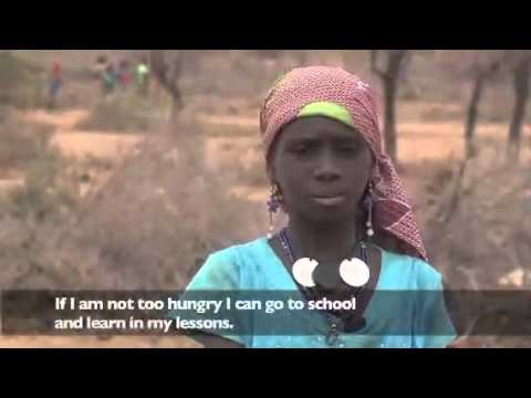 Voices of Children   Sahelian Food Crisis