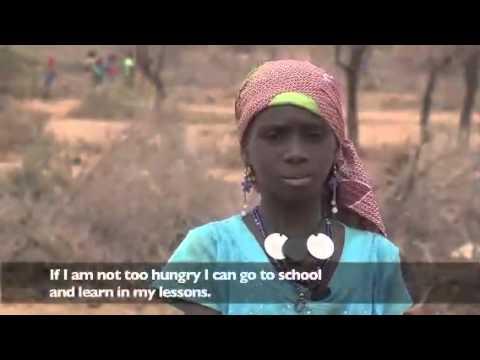 Voices of Children   Sahelian Food Crisis
