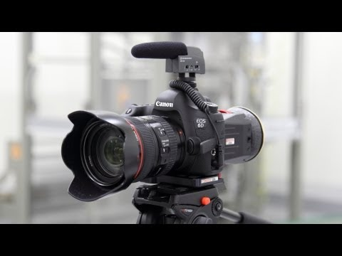 Canon EOS 6D Video Test
