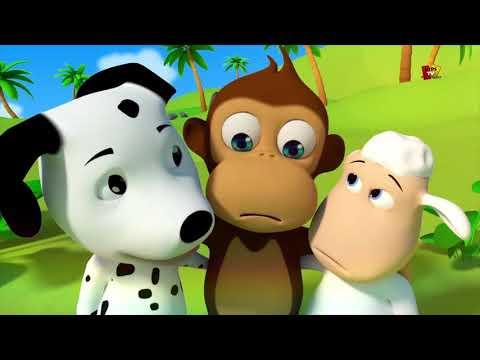 Bob der Zug | Tier sound Song | Lerne Tiere | Animal Sound Song | Animals For Kids | Bob The Train