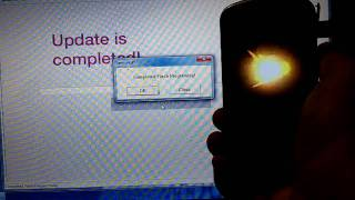 Samsung Moment Android 2.1 Installation (2 of 2)