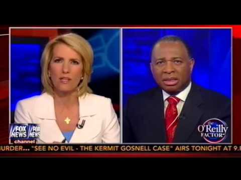Laura Ingraham Feuds with Guest Over How Media Treats Black Conservatives - May 3, 2013