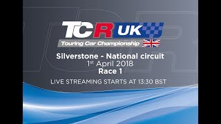 2018 TCR UK Silverstone Race 1