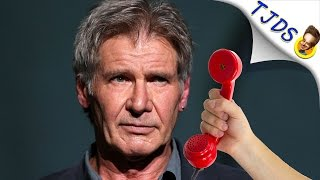 Harrison Ford Opens Up About Dating Carrie Fisher