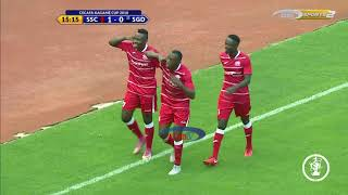 CECAFA KAGAME CUP 2018: FULL HIGHLIGHTS: SIMBA 1-1 SINGIDA UNITED (4/7/2018)