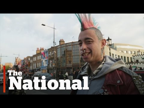 Britain celebrating 40 years of punk music