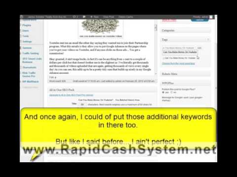 On-page SEO Step By Step Tutorial Using POWERFUL Techniques: Get TOP Google Rankings