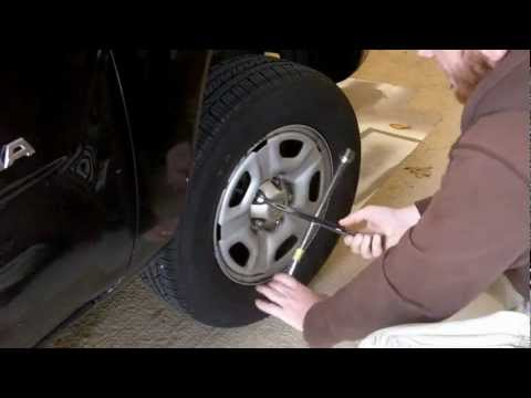 How to Change Your Front Brake Pads Toyota Tacoma