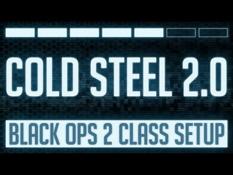 Cold Steel 2.0 : Black Ops 2 Knife Only Class Setup