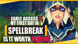 This Was Not What I Was Expecting But.. Is It Actually Worth Playing? // SpellBreak \\