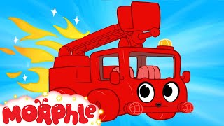 My Red Fire truck - My Magic Pet Morphle Episode #10