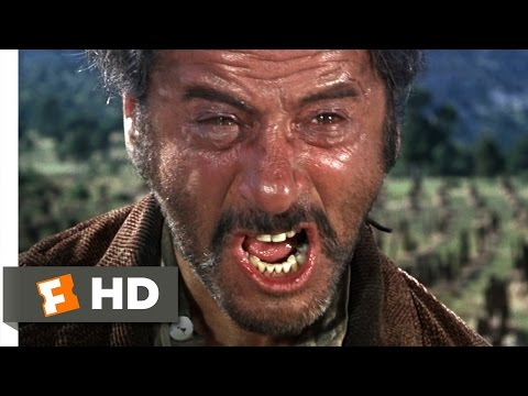 The Good, the Bad and the Ugly (12/12) Movie CLIP - Tuco's Final Insult (1966) HD