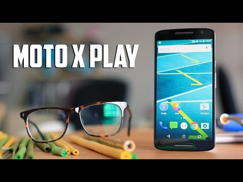 Motorola Moto X Play. Review en español