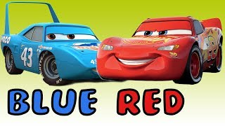 Learn Colors with Disney Pixar Cars Mystery Opening
