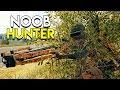 THE NOOB HUNTER!  - PlayerUnknown's Battlegrounds