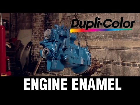 Dupli-Color Engine Enamel