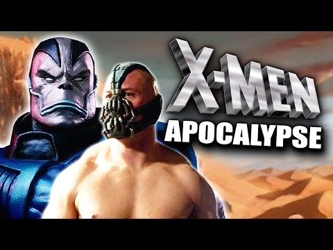 Tom Hardy Cast as APOCALYPSE? - New X-MEN Movie (2016)