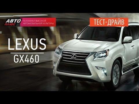 Тест-драйв - Lexus GX 460 (Наши тесты) - АВТО ПЛЮС