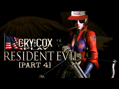 Cry n' Cox Play: Resident Evil 6 [Ada & Guy] [P4]