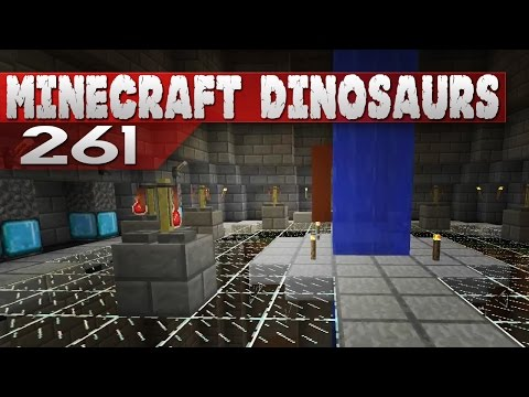 Minecraft Dinosaurs! || 261 || Loads of Building