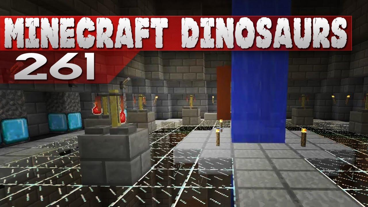 Minecraft Dinosaurs