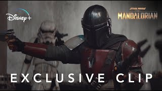 The Mandalorian | Exclusive Clip | Disney+
