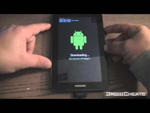 How To - Root Samsung Galaxy Tab 2 7