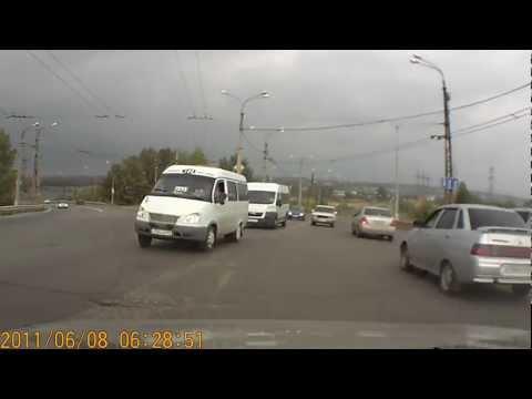 Лобовое с пьяным. ДТП в Тольятти