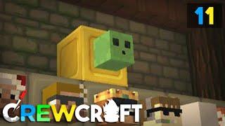 Crewcraft Minecraft Server :: A Cheater! E11